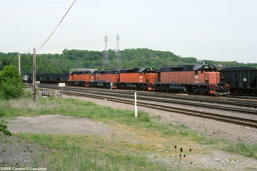 New Motors Erie Pa >> Bessemer & Lake Erie Railroad
